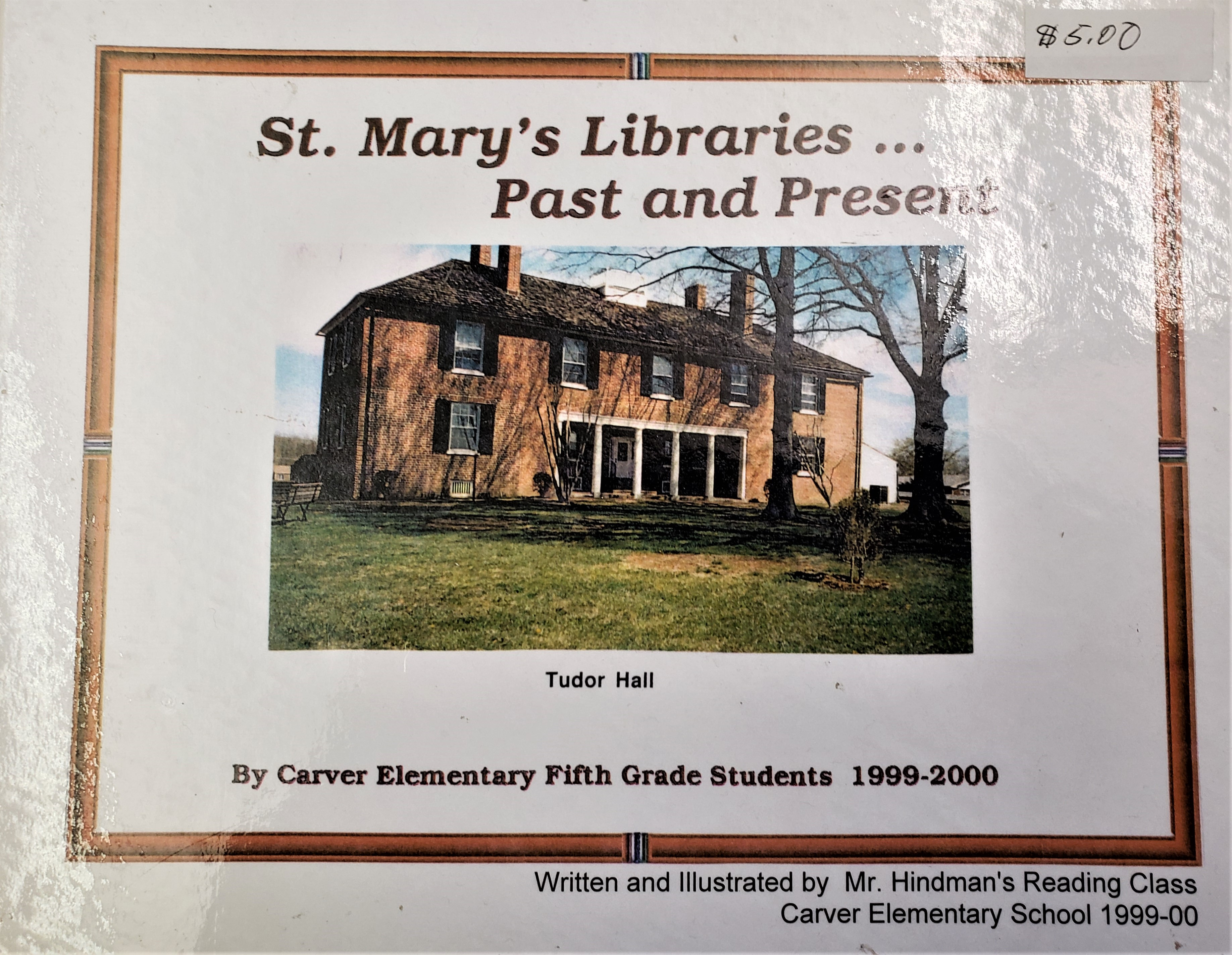 St Mary's Libraries Past and Present